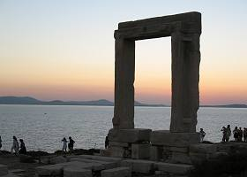 Naxos Island Greece